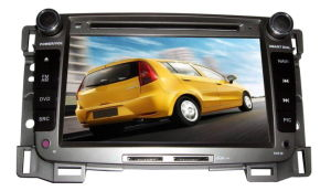 7′′Car DVD Player With GPS/ BT/ TV for Chevrolet (HS7024)