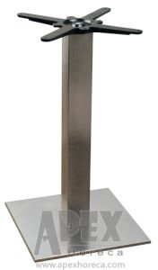 Inox Table Base Restaurant Stainless Steel Table Base pictures & photos
