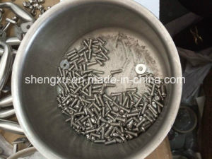 18/10 Stainless Steel Cookware Chinese Wok Cooking Frying Pan (SX-WO32-17) pictures & photos