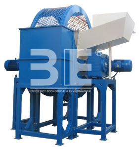 Two Shaft Shredder/Tire Recycling Machine/Tire Shredder pictures & photos