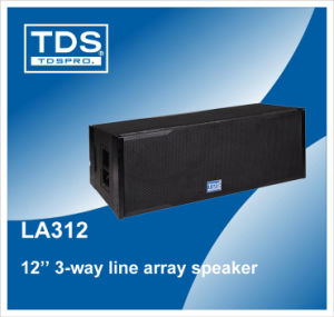 Array Speaker (LA312) pictures & photos