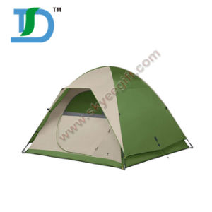 Wholesale Printed Customized Hiking Lightweight Traveling Lackside Camping Tents pictures & photos