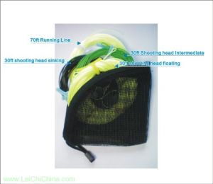 Multi Tip Fly Fishing Line Combo pictures & photos