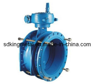Pipe Net Expansion Butterfly Valves pictures & photos