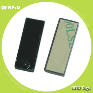 on Metal Tags with UHF Gen2 Chip, Mini Size 36X13mm Can Reach 2meter Distance (GYRFID) pictures & photos