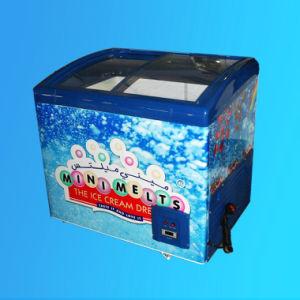 Display Freezer, Ice Cream Freezer, Showcase SD/Sc-258y pictures & photos