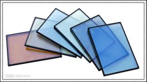 Low-E Insulated Hollow Glass Insulating Glass for Curtain Wall/Window pictures & photos