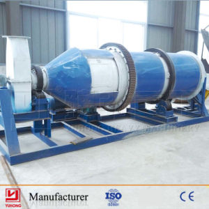 2016 Yuhong Sawdust/Wood Chips Rotary Dryer 20 Years Manufacture Experience (YH-1.8*12M) pictures & photos