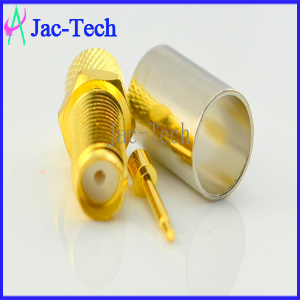 SMA Jack Connector Crimp for LMR400 Canle