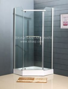 Diamond-Shaped Shower Enclosure pictures & photos