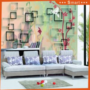 Manufacturer Custom Modern Design 3D Home Decoration Oil Painting pictures & photos
