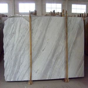 Volakas White Marble Slab/White Marble Countertops pictures & photos