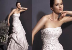Bridal Dress (FLY-1020)