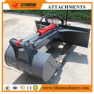 Skid Steer Loader Attachment Digger Attachment pictures & photos