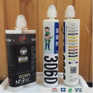 GBL Nanometre Odourless Liquid Epoxy Glue for Ceramic Tiles pictures & photos
