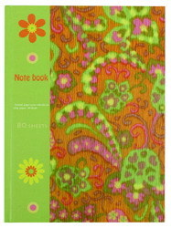 Hard Cover Notebook (200) pictures & photos