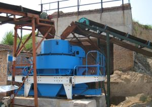 Vertical Shaft Impact Crusher (600/ 750/ 900/ 1050/ 1250/ 1350) pictures & photos