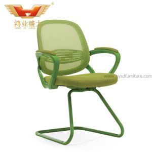 Modern Meeting Room Mesh Office Chairs Without Wheels (HY-945H) pictures & photos