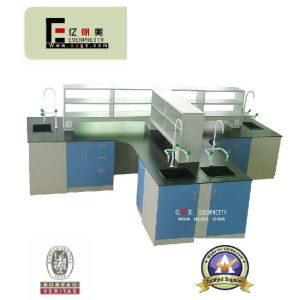 High Quality Lab Table/ Bench Chemistry/ Physics Laboratory Gt-06 pictures & photos