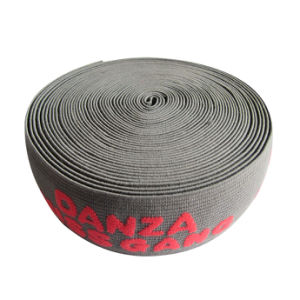 Customized Elastic Band Jacquard Elastic Webbing for Garment pictures & photos