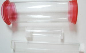 Plastic Mailing Tube pictures & photos