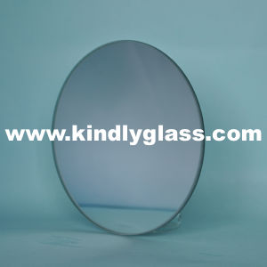 Circle Bevel Edge Mirror