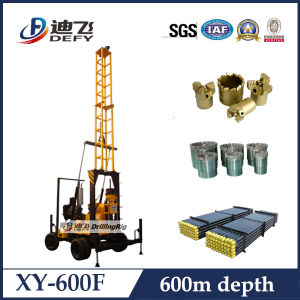 Hydraulic Hard Rock Drilling Machine for Deep Depth pictures & photos