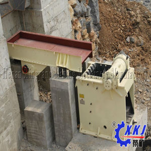 Firm and Durable Construction Small Vibrating Feeder pictures & photos