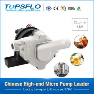 Topsflo Stainless Steel Hot Water Circulation Pump/Beer Brewing Pump pictures & photos