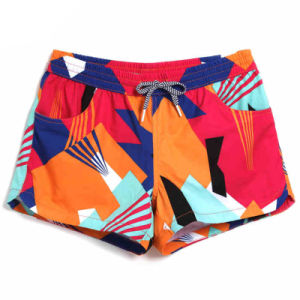 Factory OEM Ladies Bikini Swimwear Shorts Tankini Swim Suit Shorts