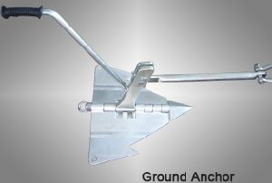 Ground Anchor 4WD off Road Sand Recovery pictures & photos