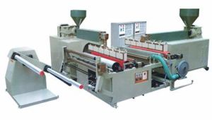 Main Machine in Bubble Film Production Line