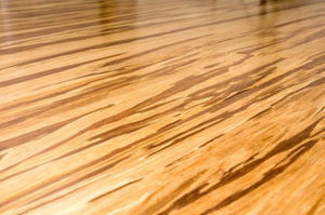 Tiger Strand Woven Bamboo Flooring pictures & photos