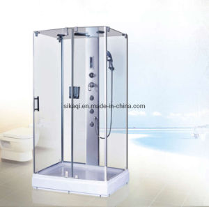 Shower Screen Glass Room with Full Glass pictures & photos