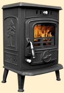 Cast Iron Stoves (627/629)