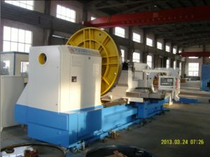 Heavy Duty CNC Lathe with 3000mm Length and 2000mm Swing Diameter pictures & photos