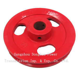 SPA Spb Spz Taper Bore Plastic V-Pulleys pictures & photos
