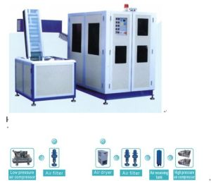 4cavitys Automatic Bottle Blowing System (YS-2L) pictures & photos