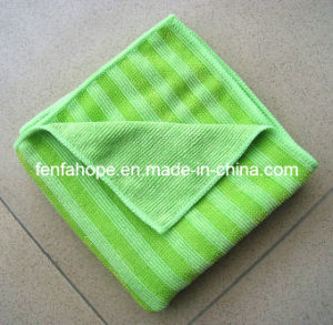 New Style Microfiber Cloth (14NF51) pictures & photos