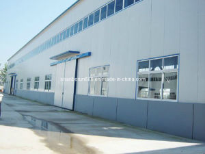 Gabon Steel Structure Warehouse Custom Structural Industrial Steel Buildings for Workshop Warehouse and Storage (br00099)