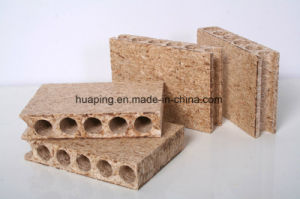 Door Core Particleboard/Hollow Core Particleboard/Hollow Particleboard pictures & photos