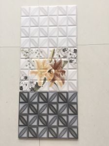 Building Material Minqing Glazed Glossy Inkjet Ceramic Wall Tile pictures & photos