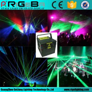 Professional High Power 1500MW RGB Music Fashion Laser Show System/Disco DJ 3D Laser Lighting pictures & photos