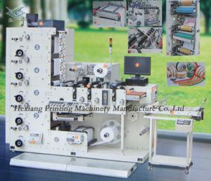 Label Flexo Printing Machine (RY320-4D)