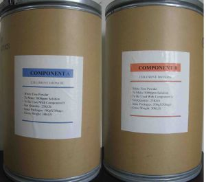 Chlorine Dioxide Powder in Water Treatment