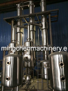 Apple Juice Single/ Double/ Three-Effect Concentrator (CE)