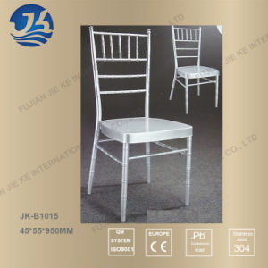 Factory Supply Europe Style Metal Wedding Hotel Chair