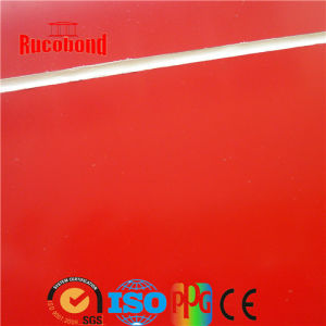 PVDF/PE Aluminum Plastic Composite Panel ACP/Acm (RCB2013-N08) pictures & photos