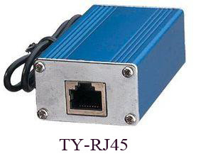 Network Signal Surge Arrester (TY-RJ45)