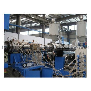 Sj65 50-200mm PP Pipe Extruder pictures & photos